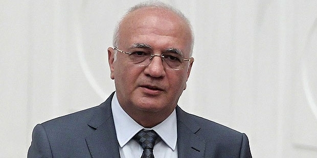 AKP Grup Başkanvekili Mustafa Elitaş