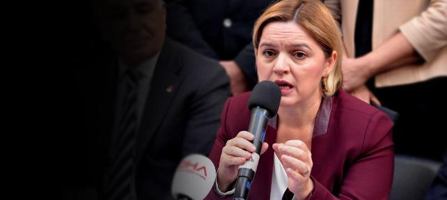 CHP Ekonomi Politikalarından Sorumlu Genel Başkan Yardımcısı Selin Sayek Böke