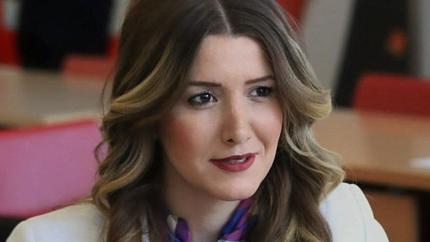 eski CHP İl Başkan Yardımcısı Banu Özdemir